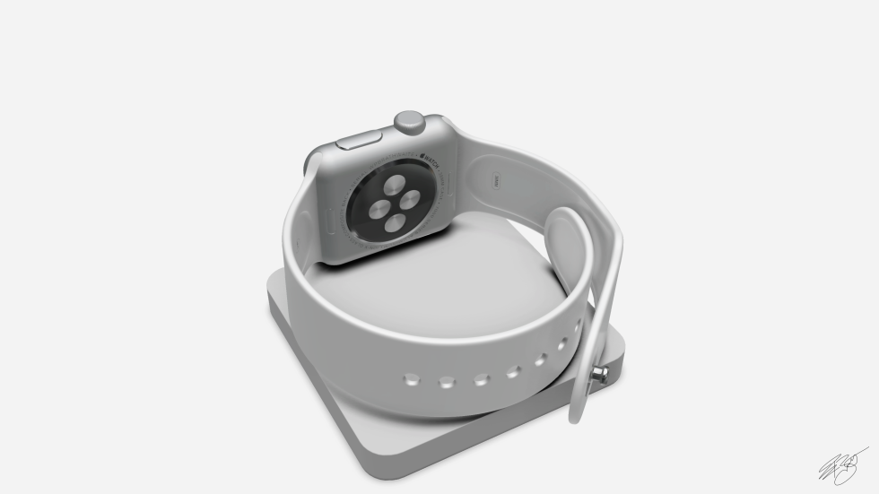 Apple Watch Sport - Unity 5 - Promo 01